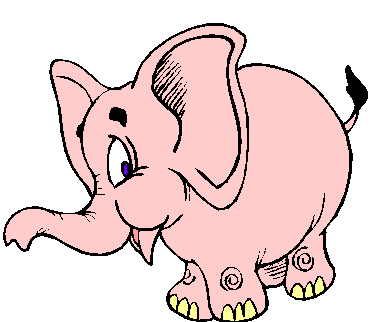 pink elephant Vitamins for Memory – How I plan to become an elephant